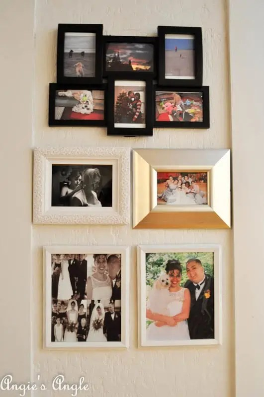 2017 Catch the Moment 365 Week 4 - Day 23 - Photos on Wall