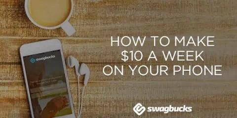Earn on Your Phone with Swagbucks