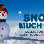 Snow Much Fun Collectors Bills with Swagbucks