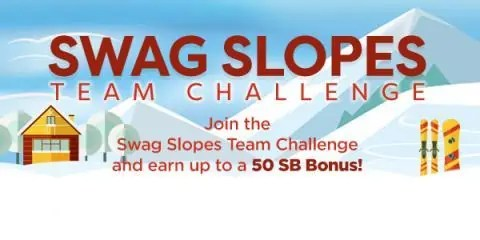 Swag Slopes Team Challenge
