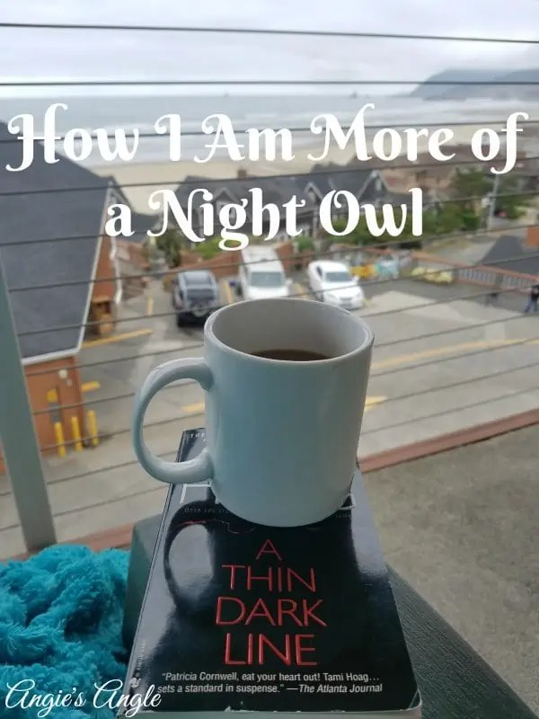 How I Am More of a Night Owl