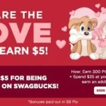 Share the Love with Swagbucks