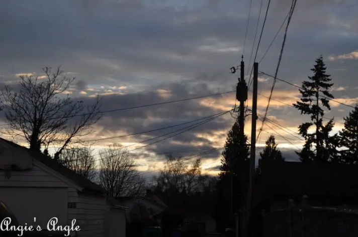 2017 Catch the Moment 365 Week 12 - Day 83 - Beautiful Sky