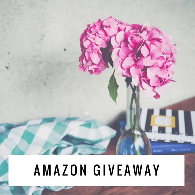 Big Amazon Giveaway