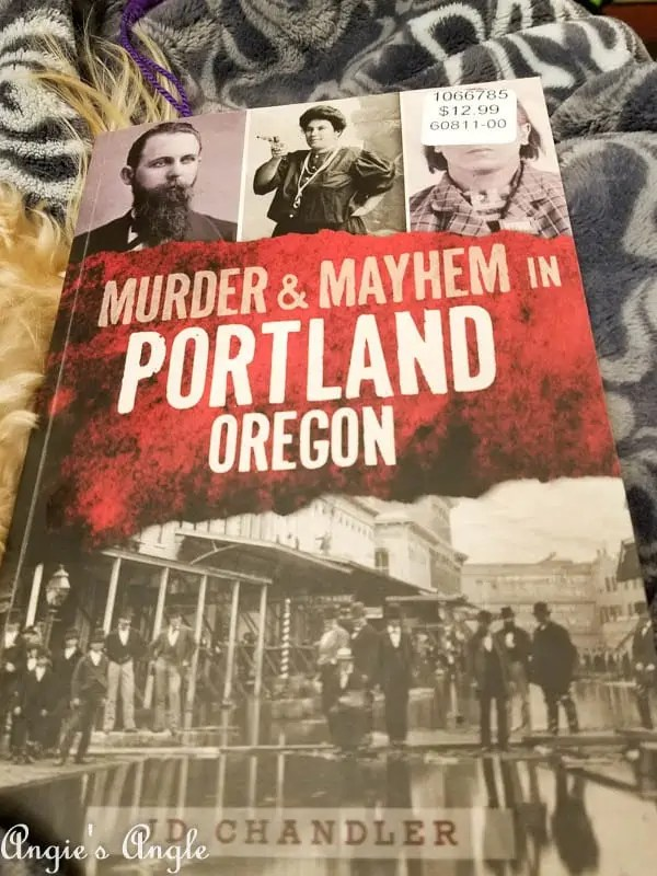 2017 Catch the Moment 365 Week 13 - Day 89 - Portland Oregon Murder and Mayham