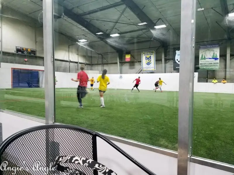 2017 Catch the Moment 365 Week 17 - Day 115 - Restless at Soccer