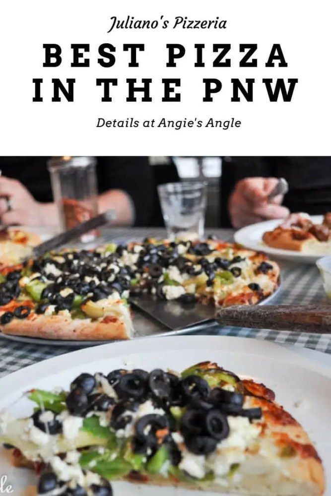 Hands Down Some of the Best Pizza in the PNW #LocalTuesday