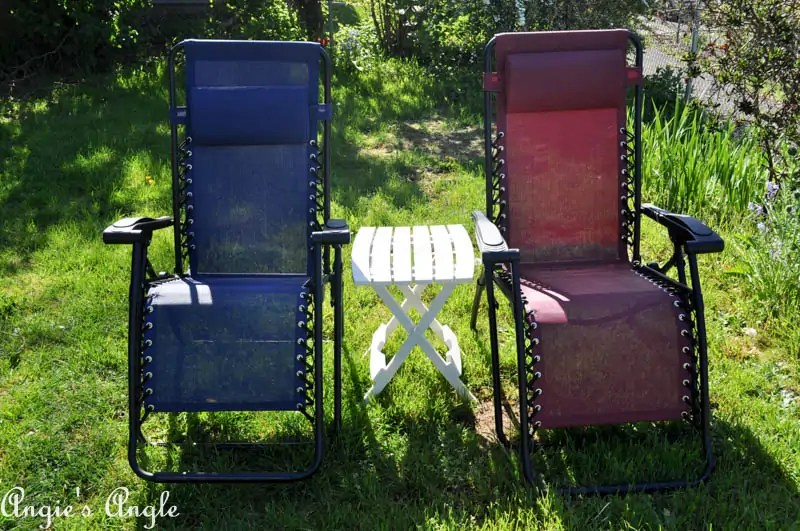 2017 Catch the Moment 365 Week 19 - Day 127 - Outside Chairs