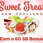 Sweet Treat Team Challenge with Swagbucks