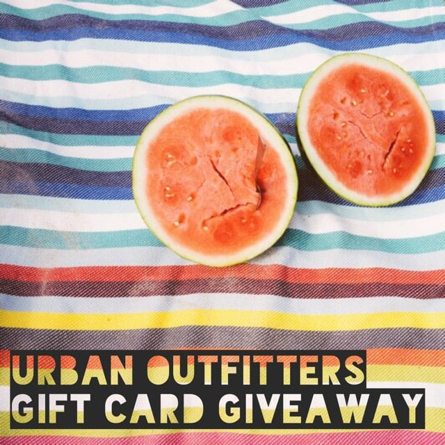 July Urban Outfitters Giveaway