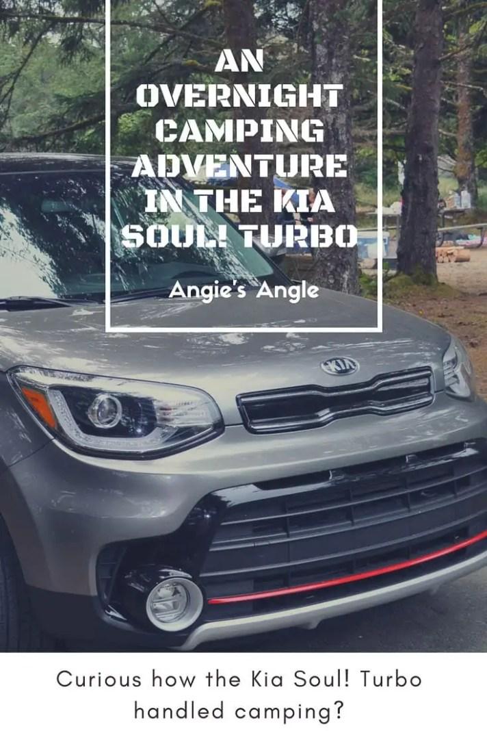 Camping Adventure in the Kia Soul Turbo-1