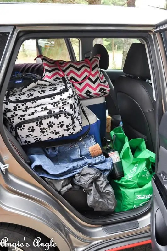Camping Adventure in the Kia Soul Turbo