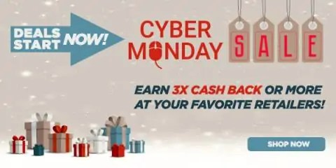 Cyber Monday with Swagbucks