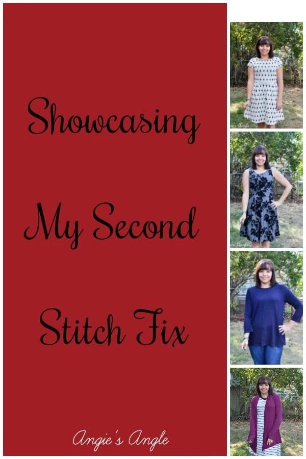 Showcasing My Second Stitch Fix