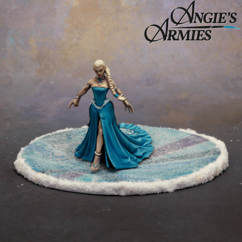 Yvraine to Elsa Conversion