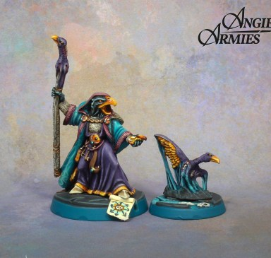 Ephemerula, Magister of Tzeentch