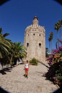 Seville Golden Tower