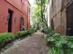 Charleston walkway