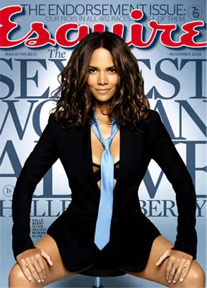 halle berry sexiest woman alive 2008 cover1 Halle Berry   Sexiest Woman Alive