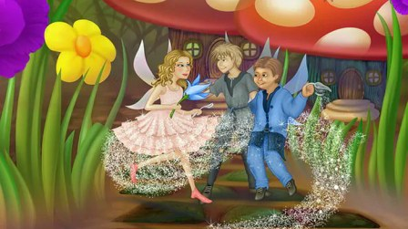 book cover 300x1681 Bringing Back Fairy Tales!