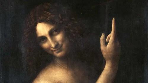 A Charmed Year - John the Baptist