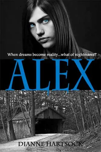 Book coven ALEX by Dianne Hartsock