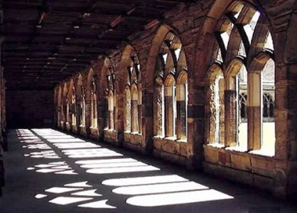 The Cloisters.The Most Cardinal Sin