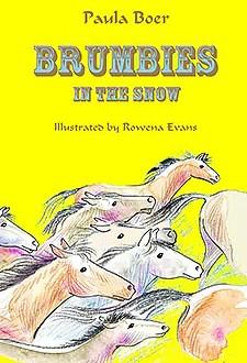 Brumbies in the Snow by Paula Boer1 Book of the Week