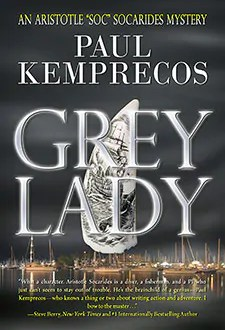 Grey Lady by Paul Kemprecos1 Book of the Week