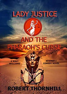 Lady Justice and the Pharaohs Curse1 Book of the Week
