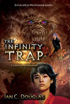 The Infinity Trap by Ian C. Douglas1 Book of the Week