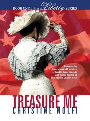 Treasure Me by Christine Nolfi1 Review: Treasure Me