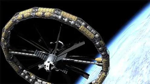 Space Station Konxerus Angular Trifecta (45): Fortuitous Gambit of Unmitigated Power