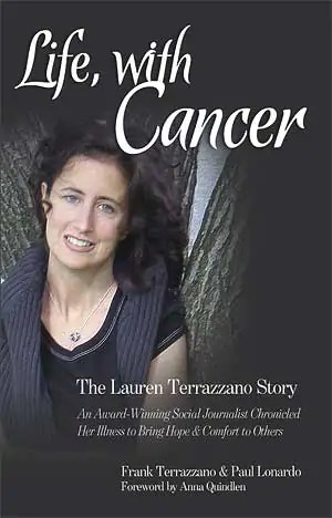 Life with Cancer by Frank Terrazzano and Paul Lonardo Review: Life with Cancer
