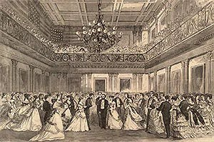 President-Grant's-inaugural-ball-March-1869