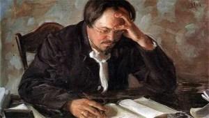 Kulikov Writer E.N.Chirikov 1904 300x1691 The Most Surprising Part of Being a Writer