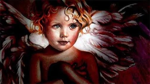 angel Below Zero