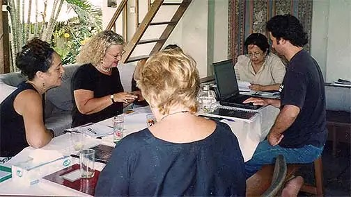 writers group1 Critique Groups Develop Writers