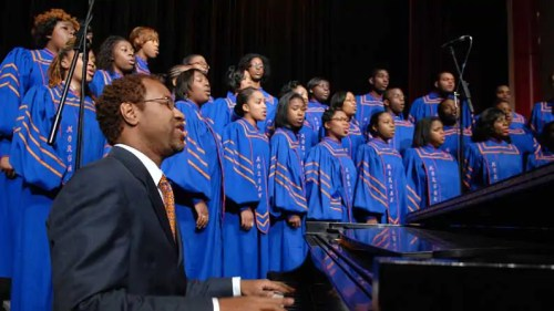 For He Is My Brother - african-choir