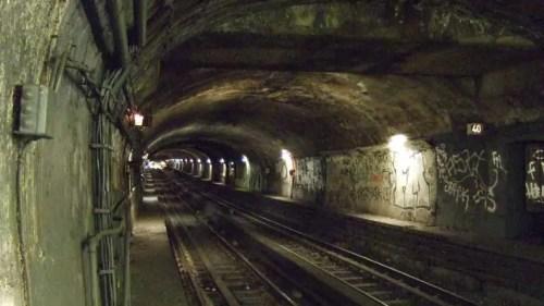 A Rude Awakening - paris-metro