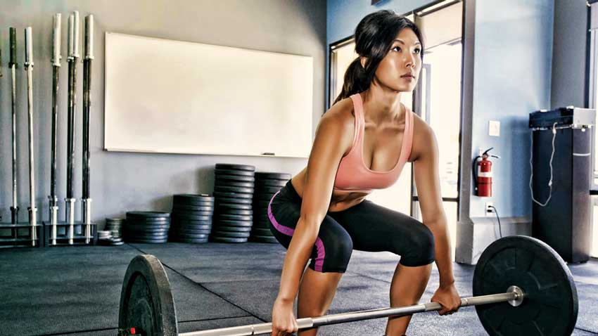 Boost Your Metabolic Rate - weightlifter