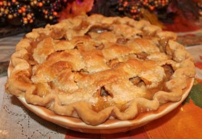 Grandma Ople's Apple Pie-My Way
