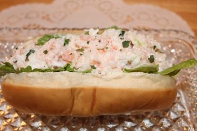 Shrimp Lobster New England Roll.JPG