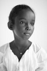 Safa at age 7