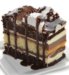 life is like a layer cake