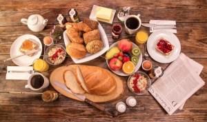 Breakfast, Frühstück in Germany
