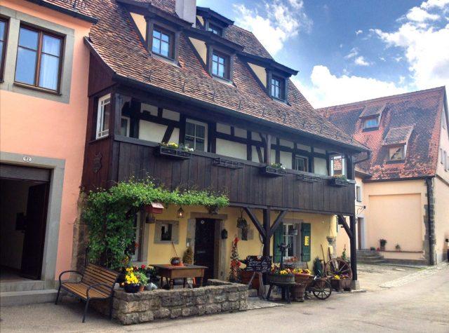 Bed & Breakfast, Rothenburg