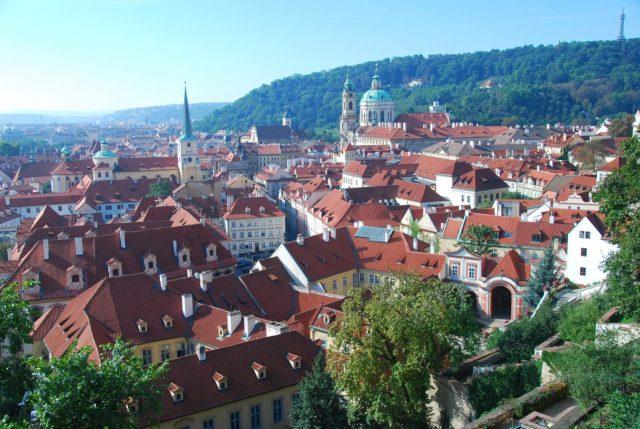 View to Prague, Prag