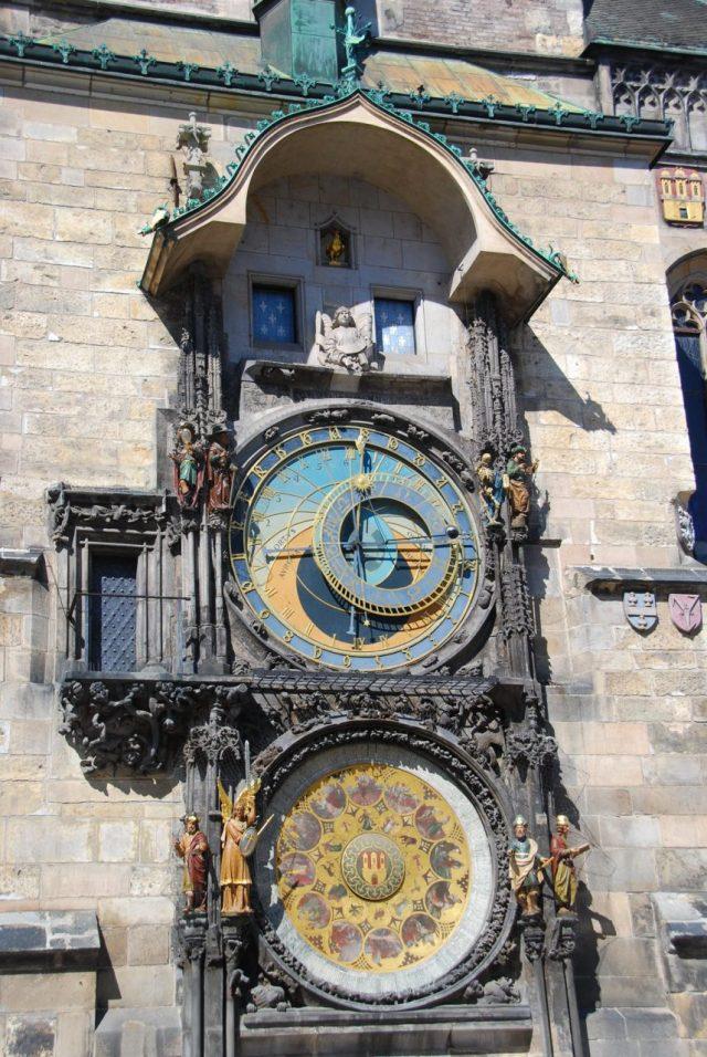 Astronomical Clock Prag, Prague, from 1410