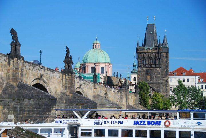 Prague, Prag Charles Bridge